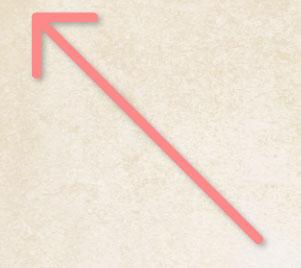 イラレでドロップシャドウを掛けた矢印