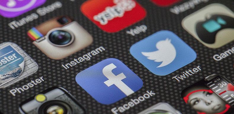 ソーシャルメディアのイメージ